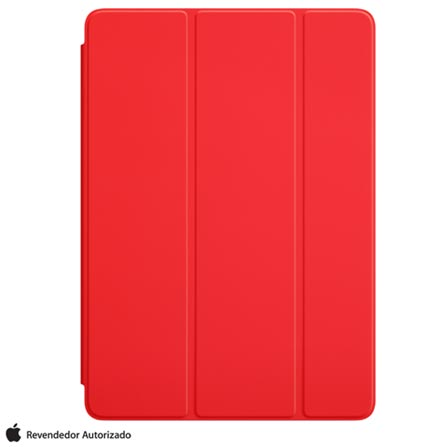 Imagem para Capa para iPad Air 2 Smart Cover Vermelha - Apple - MGTP2BZ/A a partir de Fast Shop
