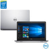"Notebook Dell, Intel® Core™ i5-5200U, 8 GB, 1 TB, Tela de 15,6"", AMD Radeon™ HD R7 M265, Inspiron 15 i15 5548-C10"