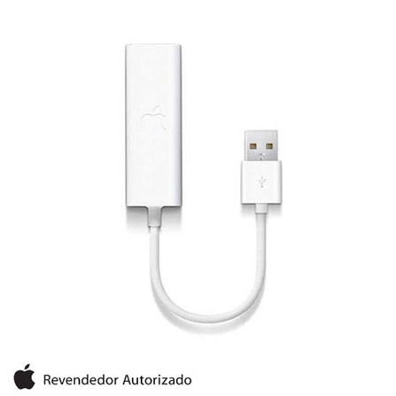 Imagem para Adaptador para Macbook Externo USB Branco Apple - MC704BEA a partir de Fast Shop